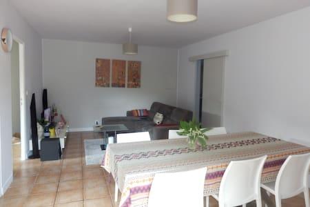 Appartement agréable entre mer et montagne - Itxassou - Wohnung