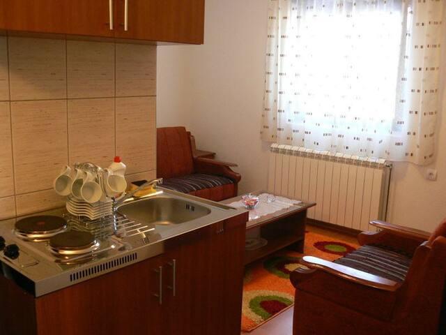 Apartmani Vlahovic