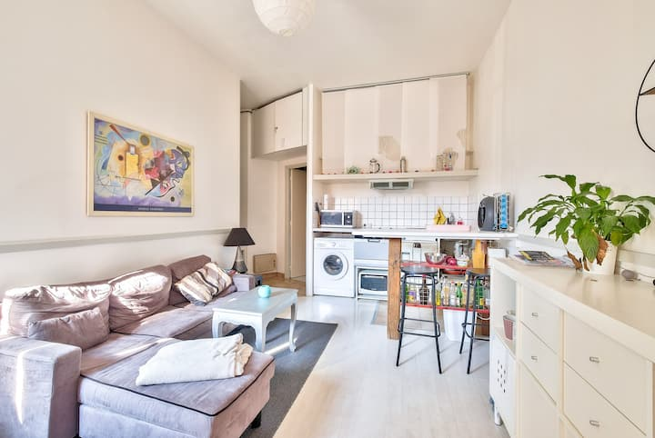 Lovely 2 room apartment