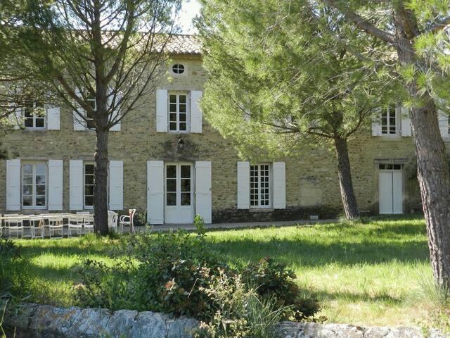'les-cles-de-saint-pierre' à Visan (84) - Visan - House