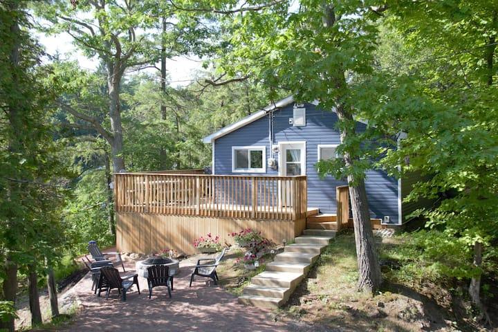Culzean Cottage, Charleston Lake, 1000 Islands
