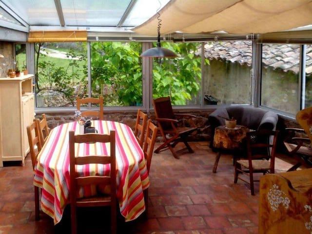 Lasalle  Gite rural en Cevennes   - Lasalle - Apartemen