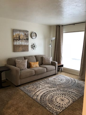 1 Bdrm Apt- newly remodeled/cute and cozy