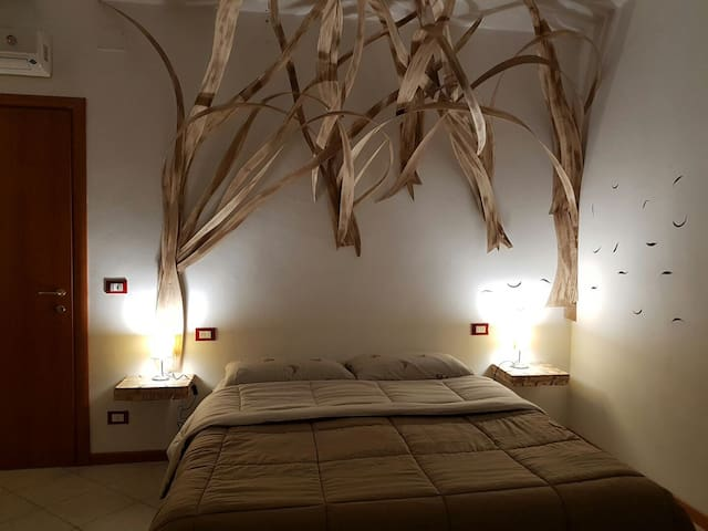LOVELY ROOM EASY TO VENICE 2 WIFI PRIVATE PARK - Mestre - Apartament