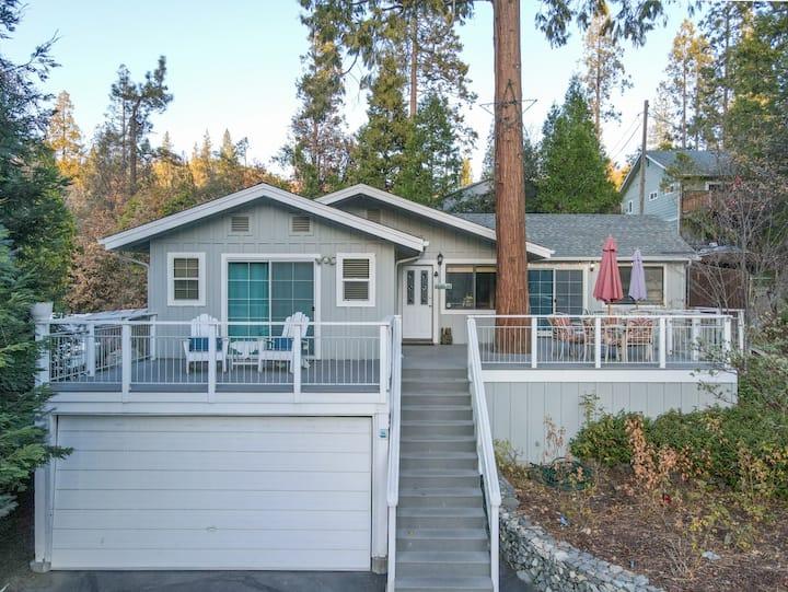 **NEW** Lakeview Pines at Bass Lake