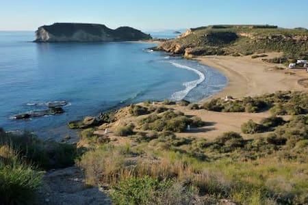 Villa Norin, cerca del mar y la naturaleza. - Calarreona
