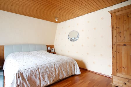 Zimmer  mit Doppelbett ca 26  qm - Bed & Breakfast