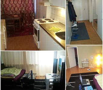 Aparment for the Nordic World Ski Championships - Lahti - Byt