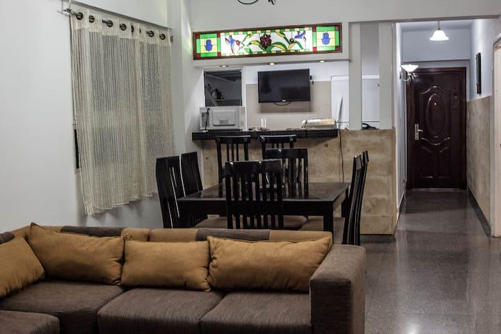 Amazing flat in Havana, peacefull and comfortable.