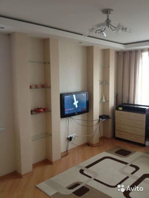 Living-room Гостиная