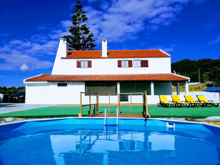 Relaxing holiday: S.Martinho-Nazaré