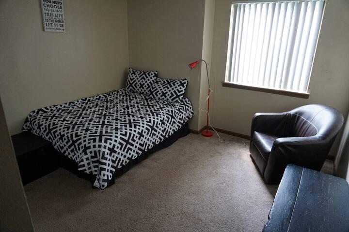 Quiet, Clean & Cozy Room. Close to ISU Campus!
