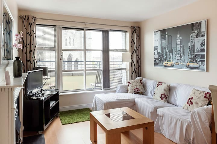 Superb Apartment - Great Location - 더블린 - 아파트