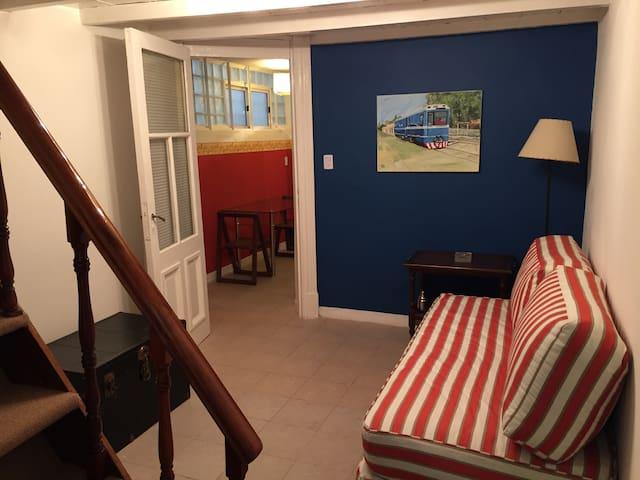 Apartament in Recoleta 2 1/2 rooms
