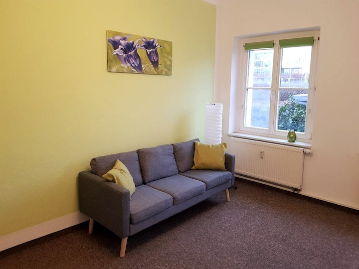 Apartment für 4 Personen mit Wohnbereich