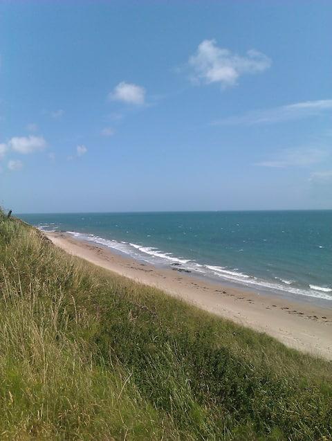 Sandy Blue Flag Beaches, Golf, Sailing,  Eateries