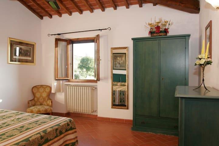 Apart.Forno in Caselsa - SPECIAL OFFER IN APRIL - Gambassi Terme - Rumah