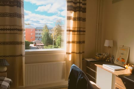 shared room with 1 single bed - Rovaniemi