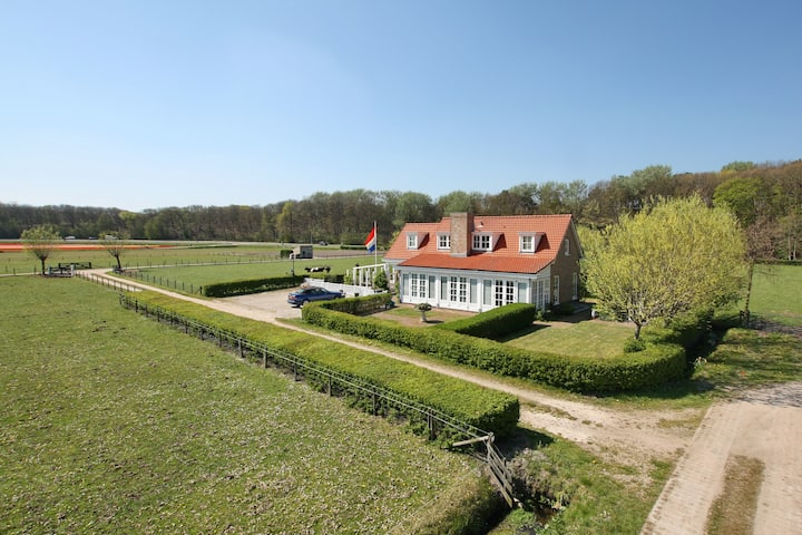 Duinvilla Noordwijk voor een heerlijke vakantie.