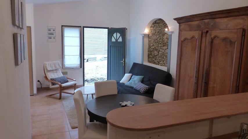 Maison au bord de la rivière à 20 min. de Nantes - Sucé-sur-Erdre