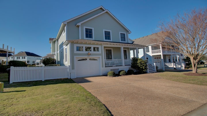 The Real Escape 4 Bedroom at Currituck Club