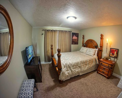 Traveler's Rest - Comfort Room