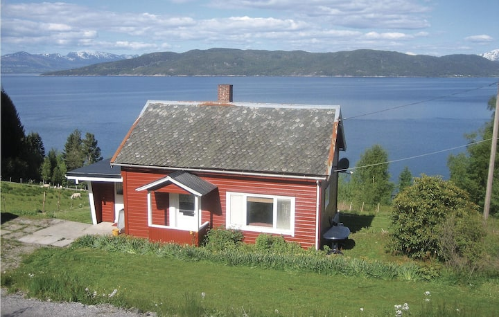 Awesome home in Vågstranda with WiFi and 2 Bedrooms