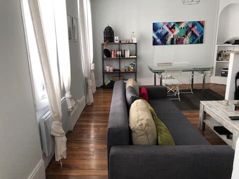 Nice apartment in Montmartre (1-4 people)