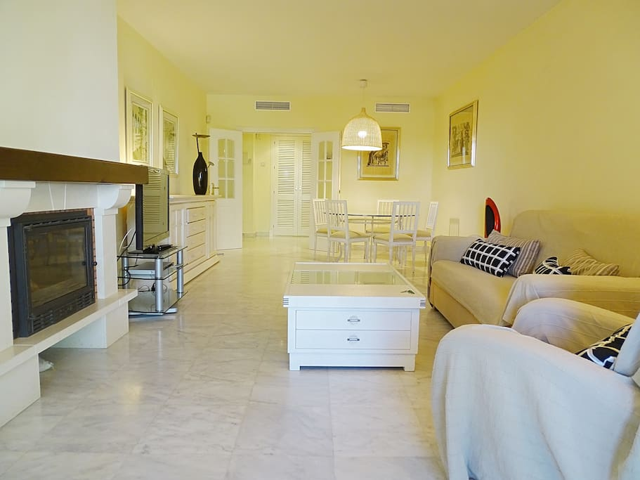 Adelfas Home by KEYWii, 10pax, Marbella &WIFI