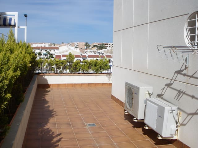 Outstanding apartment in front of the sea! - Mil Palmeras - 公寓