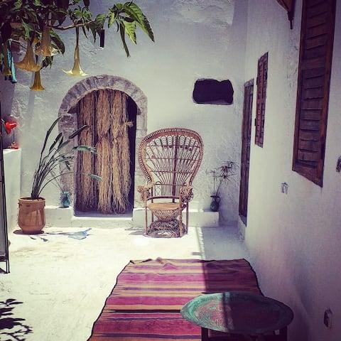 Casa Bayada Essaouira, inspiring ocean view - Ayur