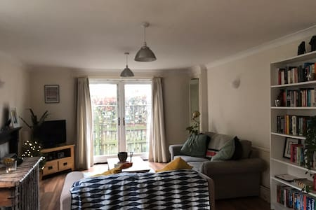 Cosy room in flat in south Manchester