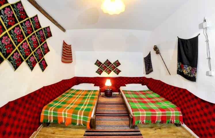 Apartment In Bulgarian Folk Style