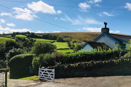 In the heart of The Exmoor National Park