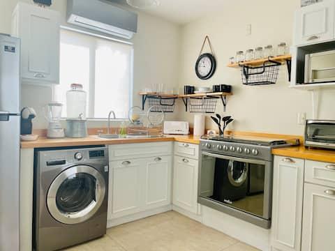 Gemütliches Haus, super ausgestattet, Klimaanlage, CFDI verfügbar