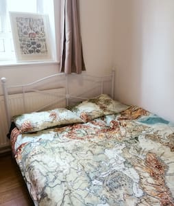 Affordable Double Bed room in West Kensington - Londres - Apartamento