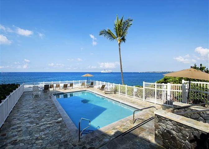 Amazing location - Fully equipped condo in Oceanfront complex!