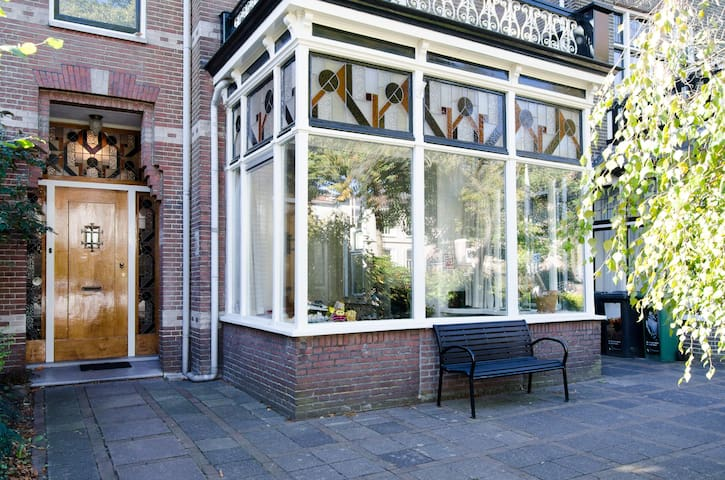 Classic familyhouse near Amsterdam 5+guests - Bussum - Ev