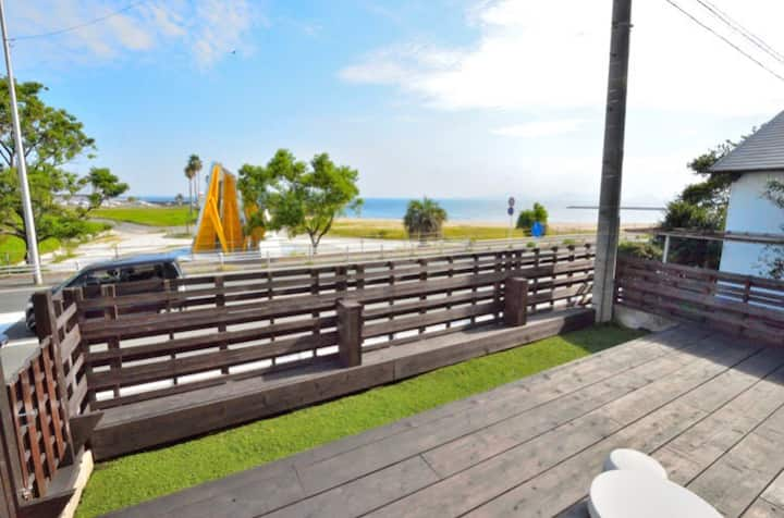 3-Storey house with a scenic view of Mikawa Bay!