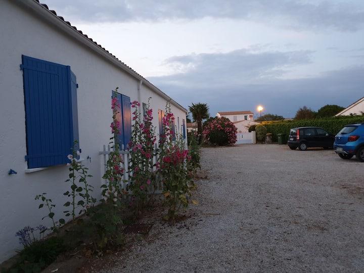 Chambre privée  à  la  Brée-les-Bains