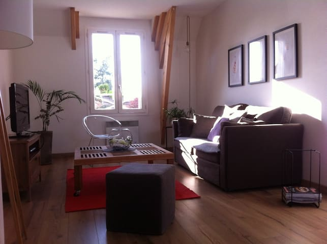 Appartement centre-ville Lamorlaye - Lamorlaye - Appartement