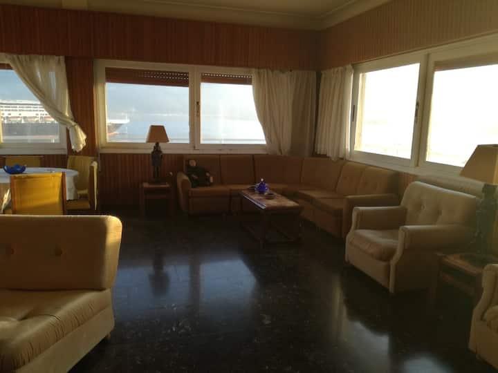 Seaside Penthouse