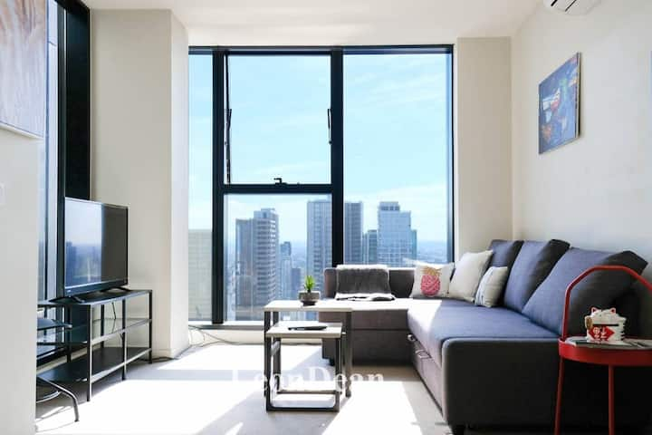 Best Location CBD One Bed Apt with Great View4207
