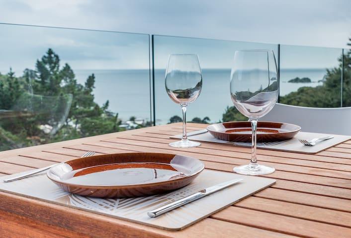 Waiheke Island Holiday Apartment Great Sea Views - Auckland - Apartament