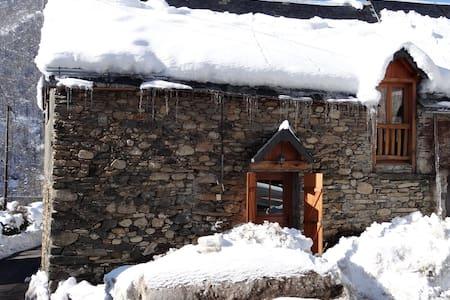 grange rénovée proche de Bagnères de Luchon - Binos - Huoneisto