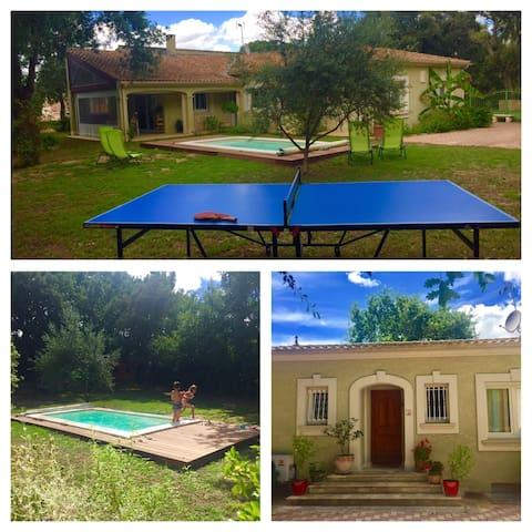 La villa des Manardes