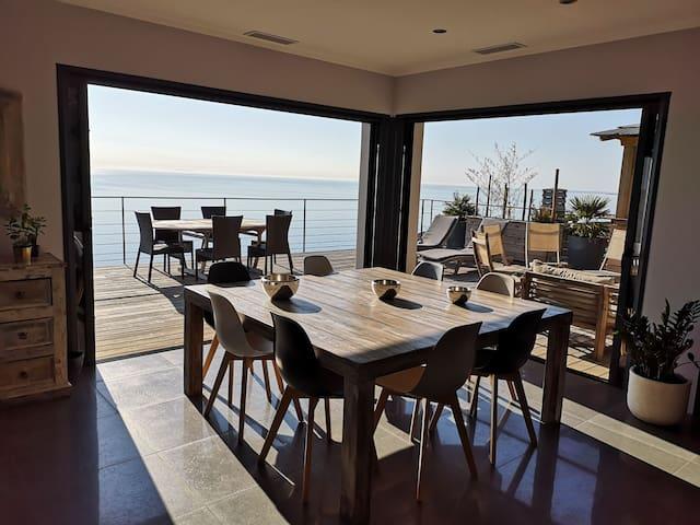 Villa 10 p.Brando 170 m2 vue mer panoramique