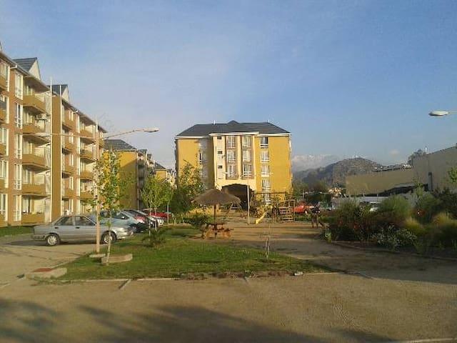 Central en Los Andes