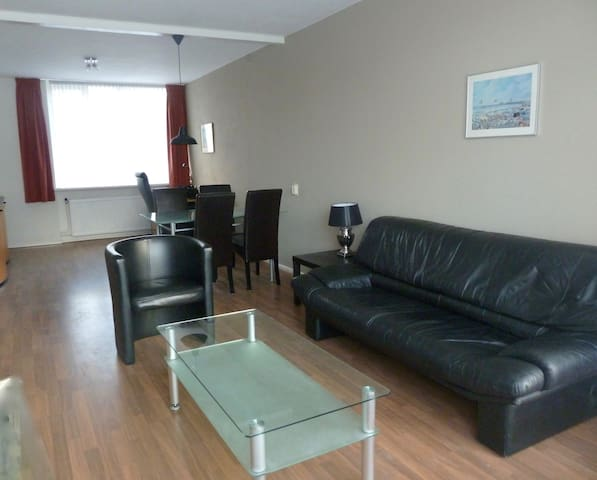 Comfortabel apartement - Voorburg