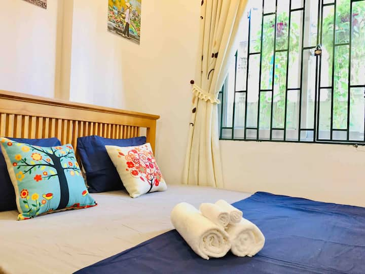 Hóng Homestay/Window Room 1 min to Ba Dinh Square